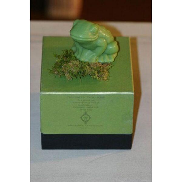 Geschenkset Seife mit Form eines Frosch Kartonage Geschenk Box Verpackung